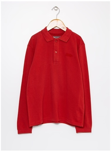 Lee Cooper Lee Cooper Kırmızı  Sweatshirt Kırmızı